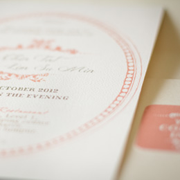 Vintage Chic with matte(wheat) and matte(oak) envelope